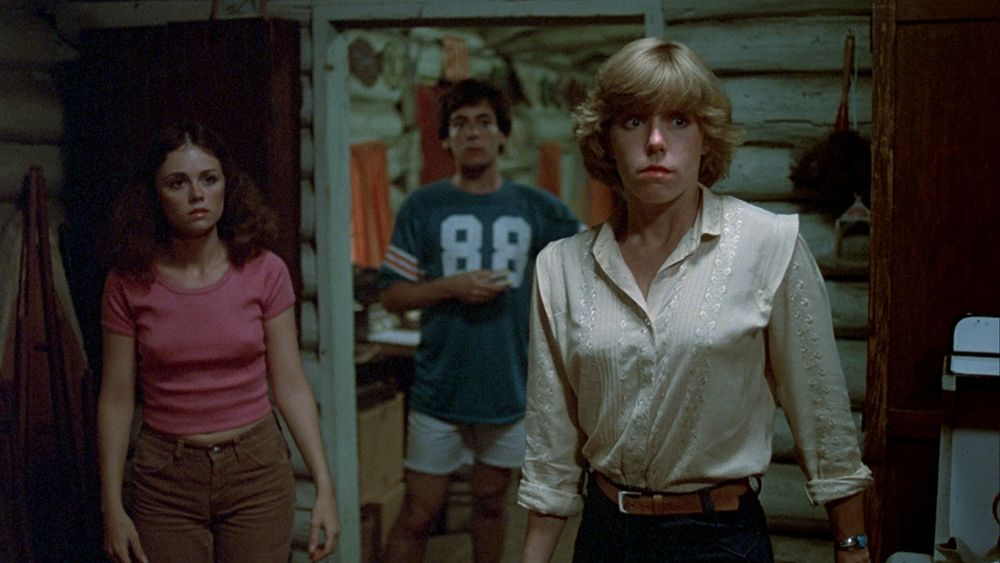 A still from Friday the 13th (1980)