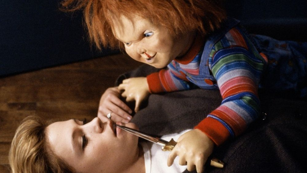 A still from Child's Play 2 (1990)