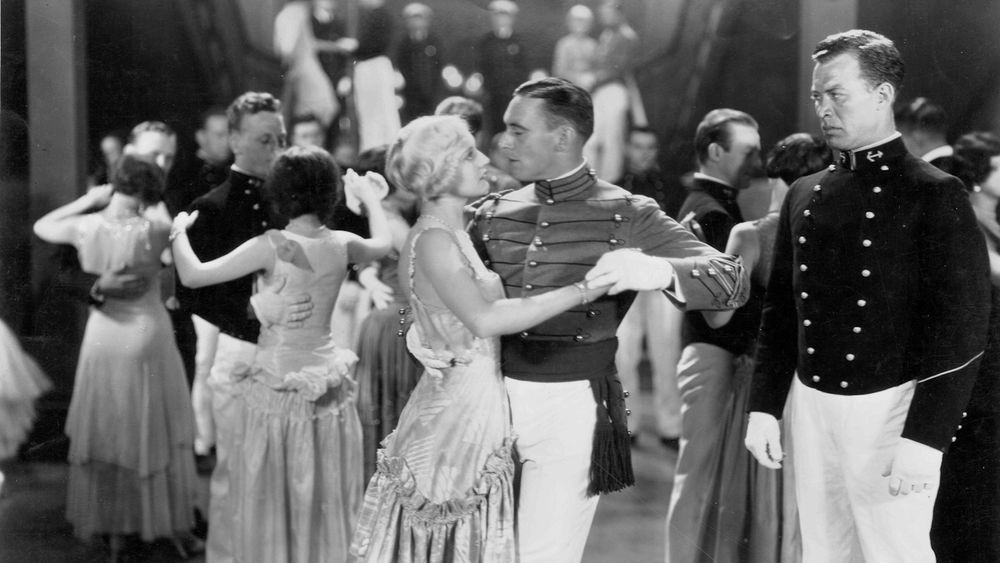 A still from Salute (1929)