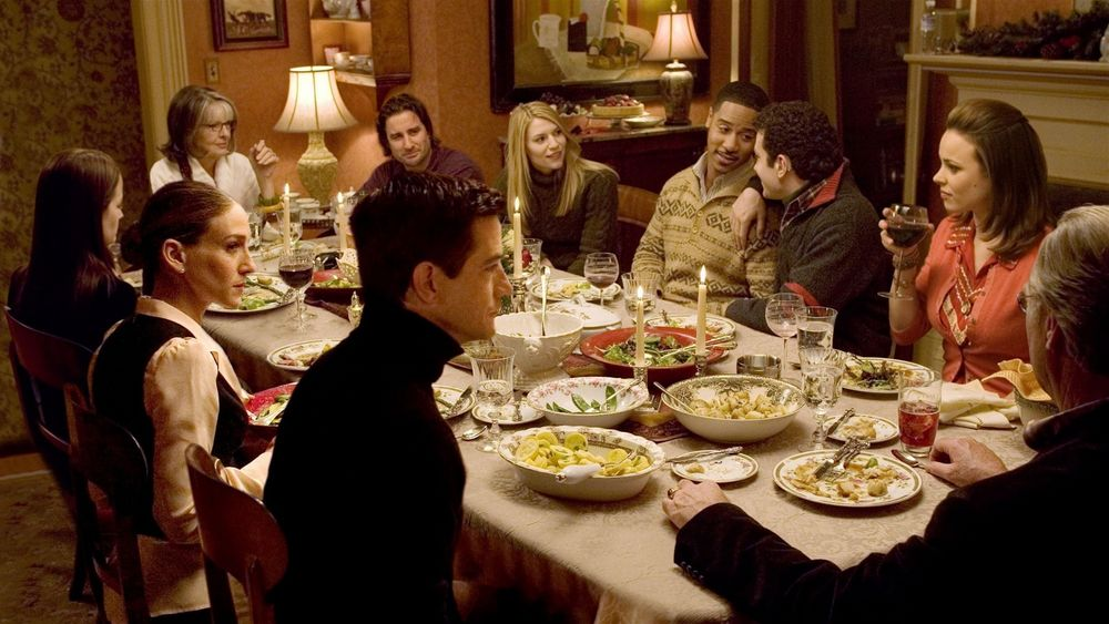 A still from The Family Stone (2005)