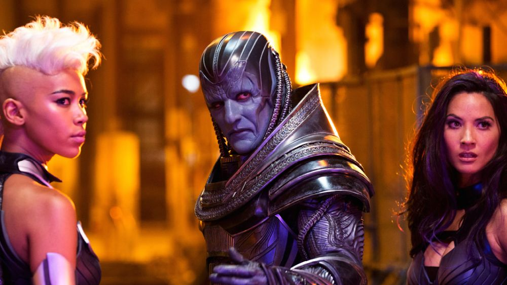 A still from X-Men: Apocalypse (2016)