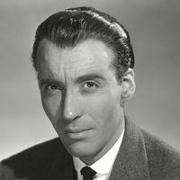 An image of Christopher Lee